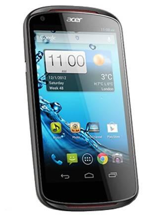 Смартфон Acer Liquid E1 Duo V360 4ГБ черный - фото 2