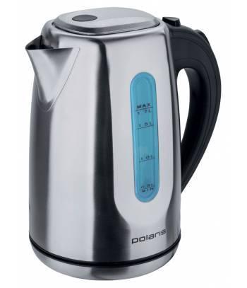 Чайник электрический Polaris PWK 1718CAL серебристый