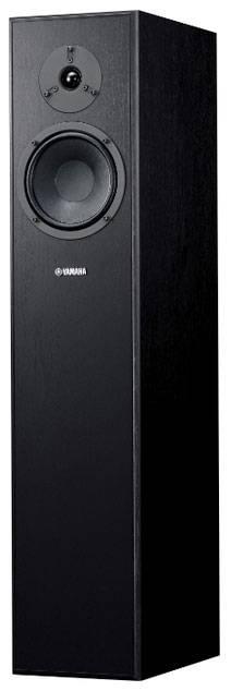 Фронтальные колонки Yamaha NS-F140 черный (ANSF140BL) - фото 1