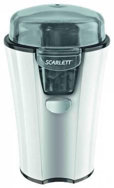 Кофемолка Scarlett SC-010 белый (SC - 010)