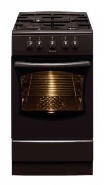 Плита комбинированная Hansa FCMB53020 коричневый