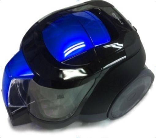 Пылесос LG VK70601NU синий - фото 1