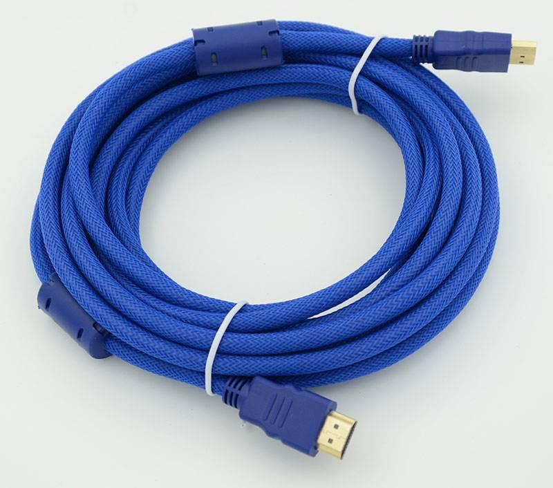 Кабель HDMI (m)/HDMI (m), ver 1.4, 5м. - фото 1