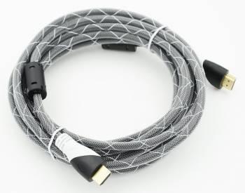 Кабель Black jack 5м. HDMI (m) / HDMI (m)