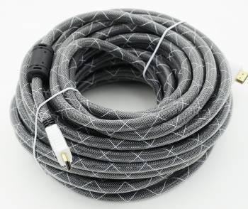 Кабель Ver.1.4 Black jack HDMI19 (m) / HDMI19 (m)20м.