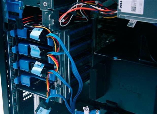 Сервер Dell PowerEdge T110 - фото 6