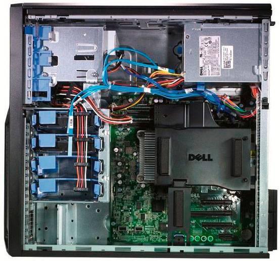 Сервер Dell PowerEdge T110 - фото 2