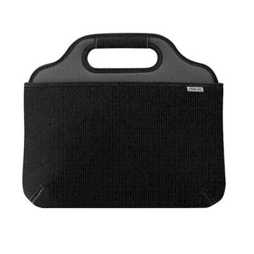 """Сумка для ноутбука 10"""" Asus O2xygen серый/черный - фото 1"""