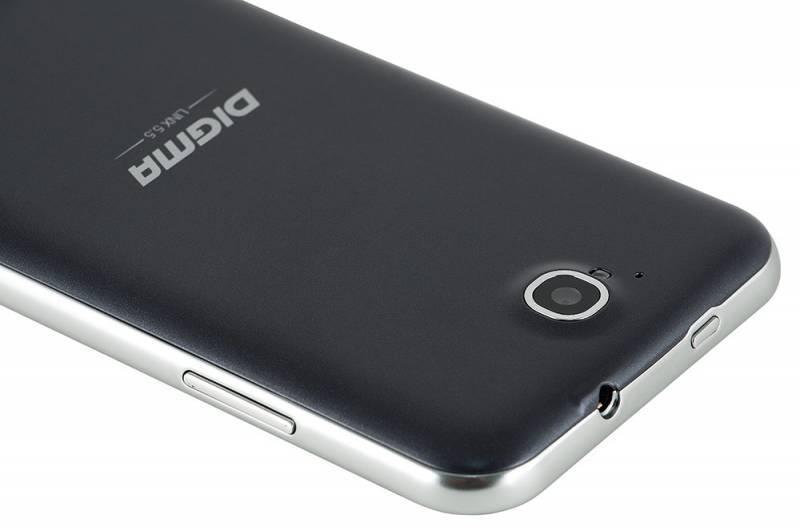 Смартфон Digma Linx 5.5 PT554Q 4ГБ синий - фото 5
