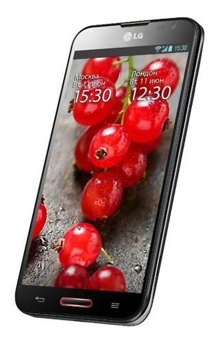 Смартфон LG Optimus G Pro E988 16ГБ черный - фото 1