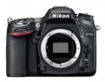 Фотоаппарат Nikon D7100 Body черный