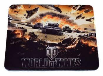Коврик для мыши SS QcK LE World of Tanks рисунок