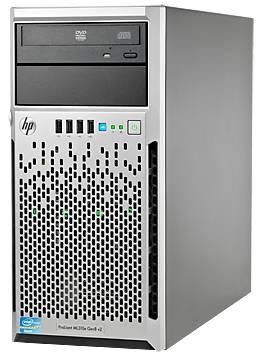 Сервер HP ProLiant ML310e Gen8 - фото 1