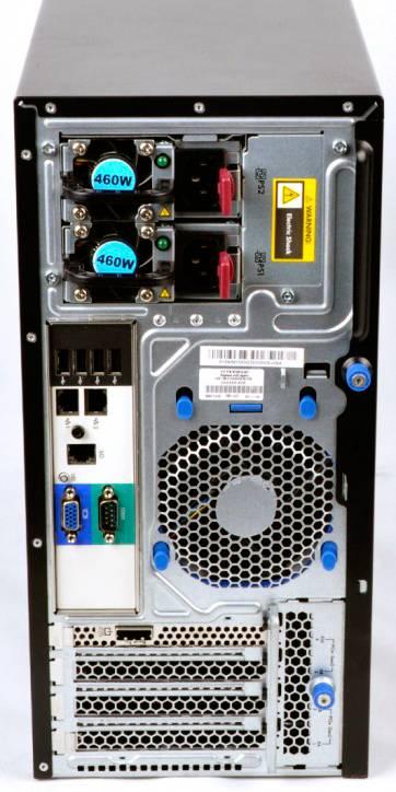 Сервер HP ProLiant ML310e Gen8 - фото 5
