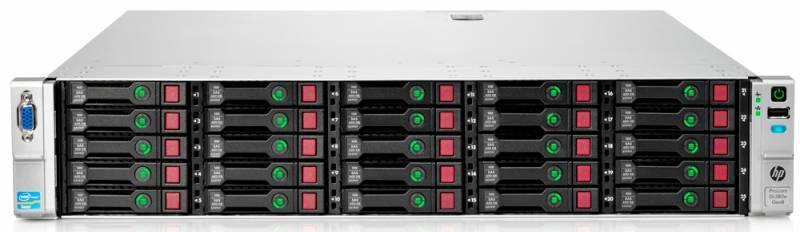 Сервер HP ProLiant DL380e Gen8 - фото 2