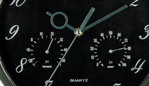 Настенные часы Scarlett SC-55J аналоговые - фото 2