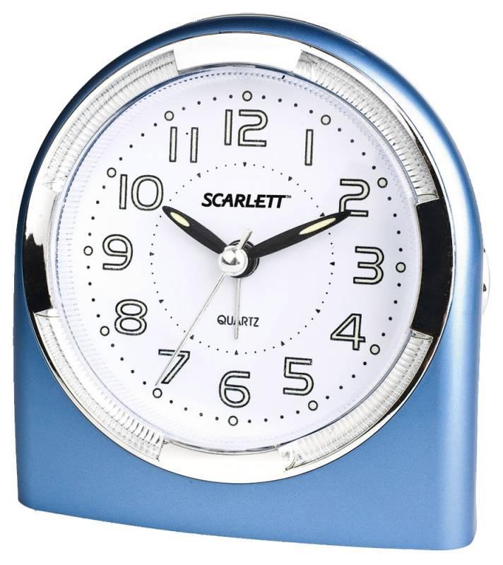 Будильник Scarlett SC-823 аналоговые - фото 1