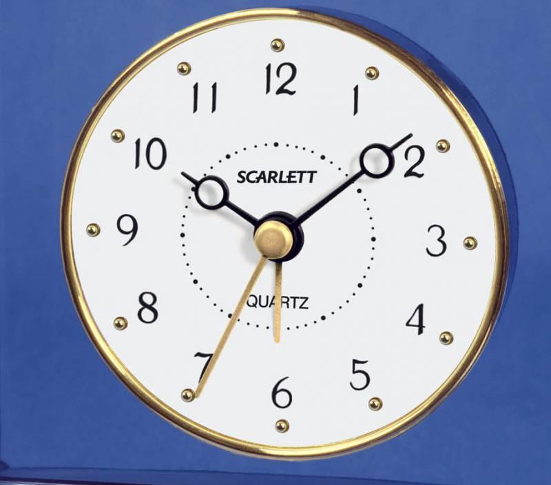 Будильник Scarlett SC-855 аналоговые - фото 4