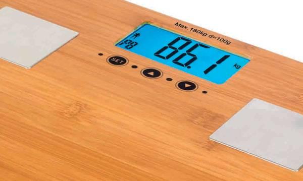 Весы напольные электронные Scarlett SC-2216 бамбук - фото 2