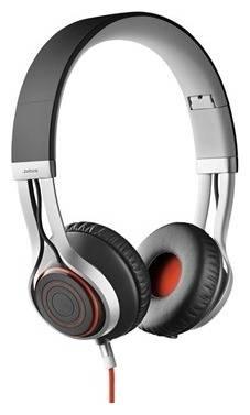 Наушники с микрофоном Jabra Revo Corded серый