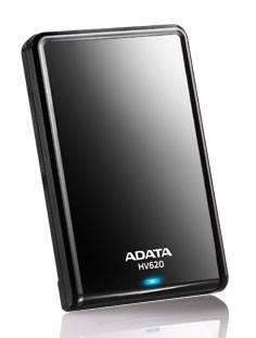 Внешний жесткий диск 2Tb A-Data AHV620-2TU3-CBK черный USB 3.0