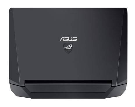 """Ноутбук 17.3"""" Asus G750JH-CV015H черный - фото 3"""