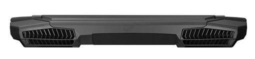 """Ноутбук 17.3"""" Asus G750JH-CV015H черный - фото 4"""