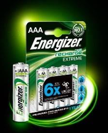 Аккумулятор AAA Energizer Extreme FSB2 (2шт)