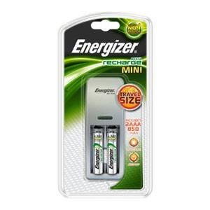 Аккумулятор + зарядное устройство AAA Energizer Mini Plug (2шт. уп) - фото 1