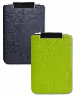 Обложка PocketBook PBPUC-5-GRBC-BD черный / зеленый