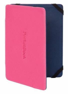 Обложка PocketBook PBPUC-5-PKBL-2S розовый / голубой