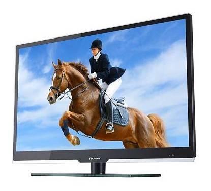 "Телевизор LED 32"" Rolsen RL-32E1301GU черный - фото 2"