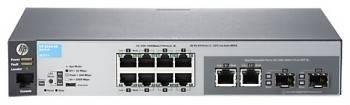 Коммутатор управляемый HPE 2530-8G (J9777A)