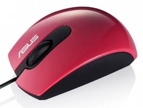 Мышь Asus UT210 красный - фото 1