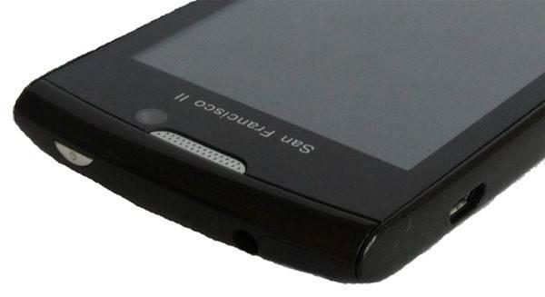 Смартфон ZTE Blade 2 черный - фото 4