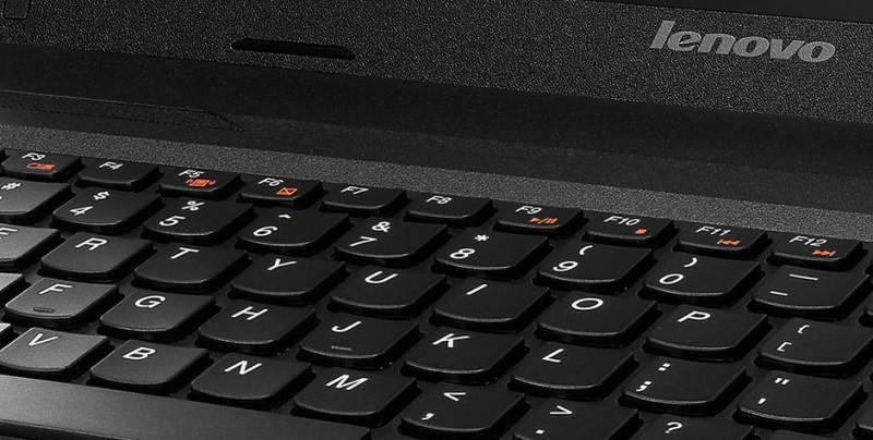"Ноутбук 15.6"" Lenovo IdeaPad B590 черный - фото 5"