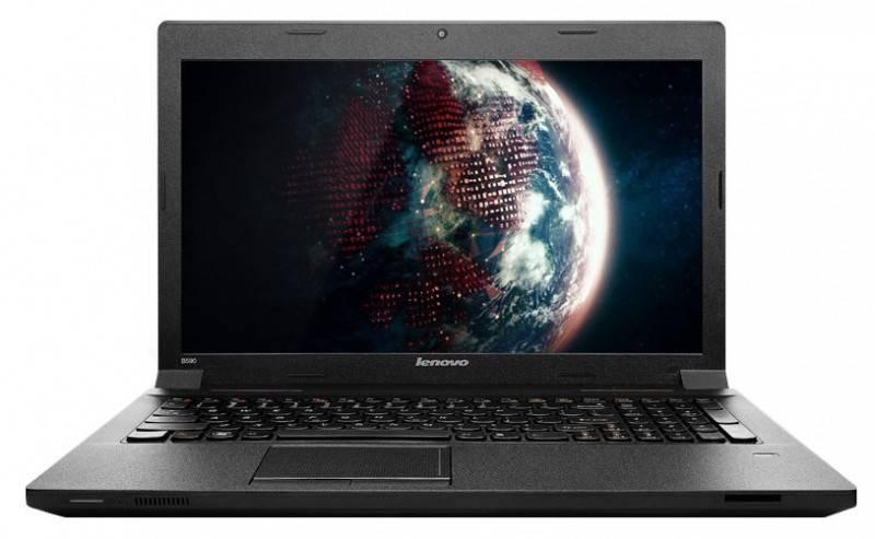 "Ноутбук 15.6"" Lenovo IdeaPad B590 черный - фото 1"