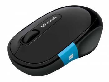 Мышь Microsoft Sculpt Comfort черный (H3S-00002)