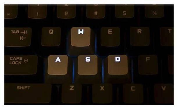 Клавиатура Logitech G710+ серый/черный - фото 5