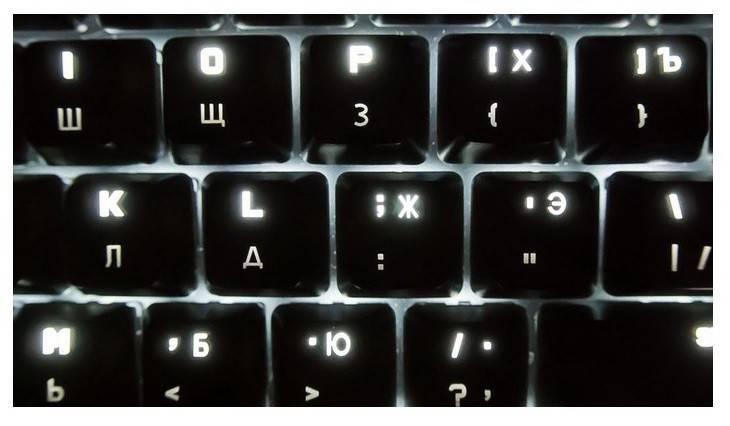 Клавиатура Logitech G710+ серый/черный - фото 7