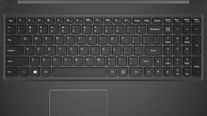 "Ноутбук 15.6"" Lenovo IdeaPad S510p черный - фото 6"