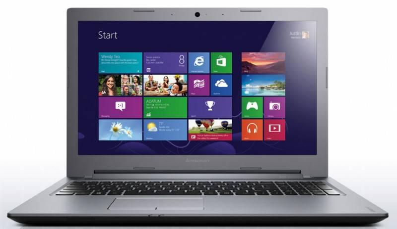 "Ноутбук 15.6"" Lenovo IdeaPad S510p черный - фото 1"