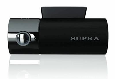 Видеорегистратор Supra SCR-910 черный - фото 1