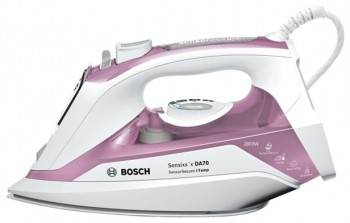 Утюг Bosch TDA702821I белый/фиолетовый