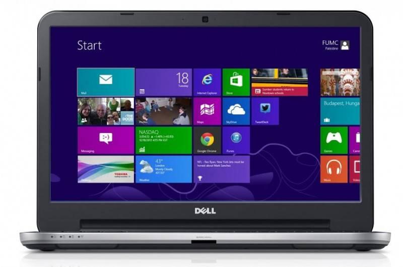 "Ноутбук 15.6"" Dell Inspiron 5537 серый - фото 1"