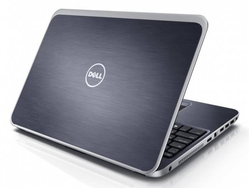 "Ноутбук 15.6"" Dell Inspiron 5537 серый - фото 3"