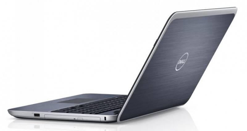 "Ноутбук 15.6"" Dell Inspiron 5537 серый - фото 4"