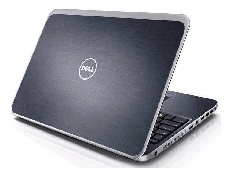 "Ноутбук 17.3"" Dell Inspiron 5737 серый - фото 3"