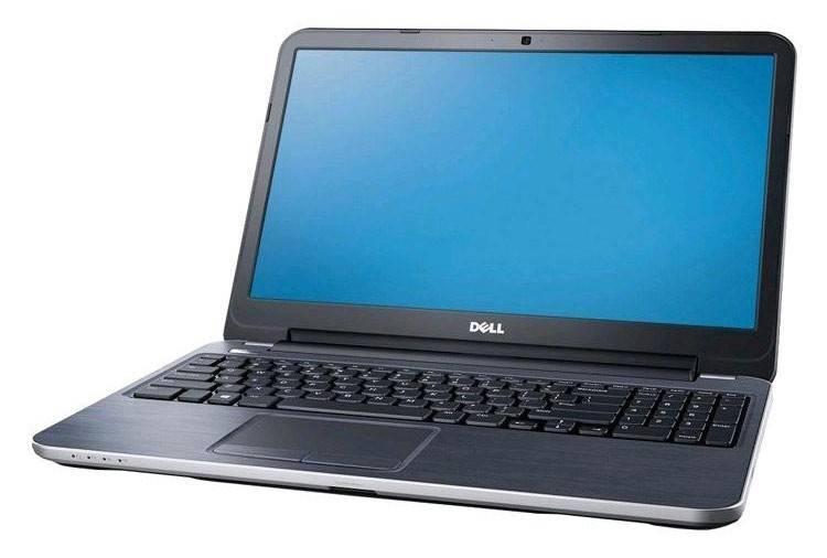 "Ноутбук 17.3"" Dell Inspiron 5737 серый - фото 4"