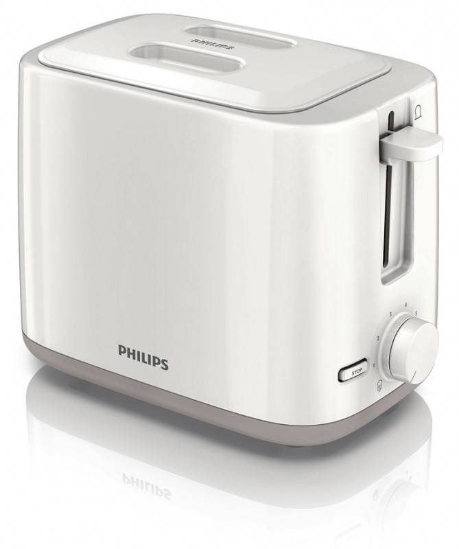 Тостер Philips HD2595 белый - фото 1